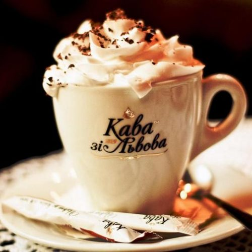 lviv kava zi lvova